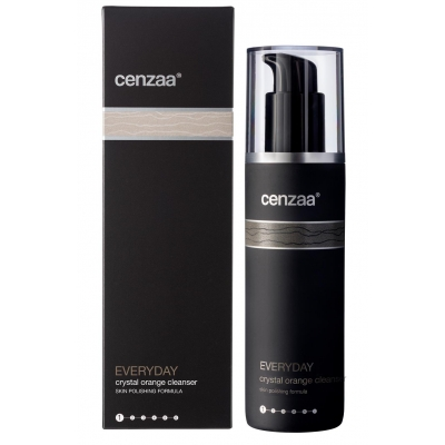 Cenzaa Crystal Orange Cleanser
